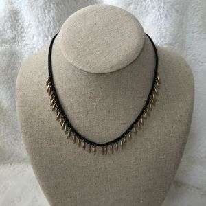 Stella & Dot Versatile Fringe Necklace